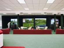 Indoor Golf Club Dejvice